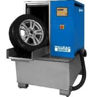 Мойка для колес легковых и полугрузовых автомобилей с подогревом [WULKAN300H]  Kart (Польша)