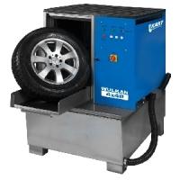 [WULKAN4x4P]  Kart Мойка для колес легковых и грузовых автомобилей с пневматической стабилизацией колеса