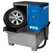 WULKAN4x4P Kart Мойка для колес легковых и грузовых автомобилей с пневматической стабилизацией колеса