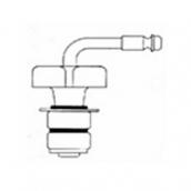 [50032]  Romess (Германия) Адаптер штыревой 32-33 мм.