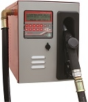 Gespasa Compact 46K-60/130/1000 Электронныя система учета топлива и гсм