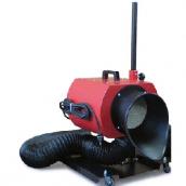 Установка мобильная для удаления выхлопных газов Aerservice ELE
