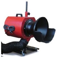 Установка мобильная для удаления выхлопных газов ELET Aerservice