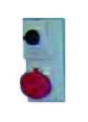 [U1807002]  APAC Розетка 380 В
