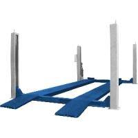 [480(OMA528C)]  Werther-OMA (Италия) Подъемник четырехстоечный г/п 8000 кг. платформы гладкие