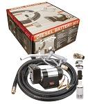 Gespasa Kit Batteria 45 комплект заправочный для дизельного топлива солярки