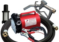 Adam Pumps Kit Batteria комплект заправочный для дизельного топлива солярки