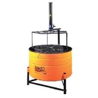 Ванна для проверки колес на герметичность с пневмоприводом Lamco VL18