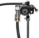 Adam Pumps Drum Tech 60 л/м 220 v (в, вольт) комплект заправочный для дизельного топлива солярки