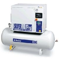 [NEW SILVER D 10-500]  Fiac (Италия-Белоруссия) Компрессор винтовой пр-ть 0,86 м3/мин, давление 10 бар.