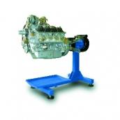 [Р-500Е]  ЧЗАО (Челябинск) Стенд для разбора двигателей г/п 500 кг.