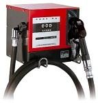 Piusi Cube 56/33 DC 12 мобильная топливораздаточная колонка