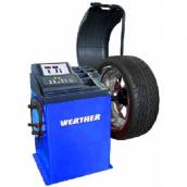Балансировочный станок с ручным вводом параметров Werther-OMA (Италия)
