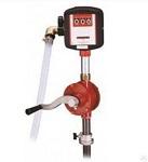 Gespasa BRM-8880 насос ручной cо счетчиком для перекачки дизельного топлива солярки масла