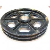 [D0023]  Werther-OMA (Италия) Шкив двухручьевой 230х31 мм
