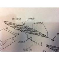[B5171]  Werther-OMA (Италия) Ось трапа