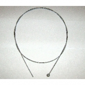 [R0629]  Werther-OMA (Италия) Трос без оболочки L=1000 D=1.5мм