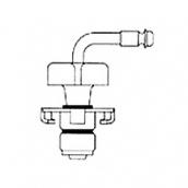 [50323]  Romess (Германия) Адаптер байонетный 34 мм.