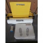 [10SP768530]  Spanesi (Италия) Комплект защитных материалов для приемки авто