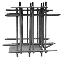 [КК]  SIVIK (Омск) Комплект фундаментных корзин