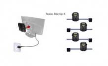 [5216 R]  Техновектор (Тула) Стенд регулировки углов установки колес (сход-развал)