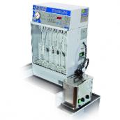 [BI6]  TopAuto (Италия) Установка ультразвуковая для проверки и промывки 6 форсунок