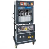 Стенд для тестирования насосов и 8 форсунок COMMON RAIL TopAuto (Италия) BI8CRTFTinverter