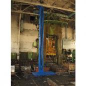 [П8-13]  ДАРЗ (Дмитров) Подъемник одностоечный, электромеханический для грузов г/п 500 кг.