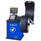 Балансировочный станок В-829 AE&T для колес легковых автомобилей