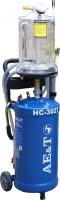 Оборудование насос для откачки масла через щуп HC-3027 AE&T 30л с предкамерой