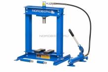 Гидравлический пресс ручной 4 т выносной насос NORDBERG ECO N3604L