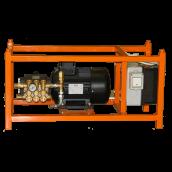 Моечный аппарат высокого давления 15 л/м 190 бар АКВА-1 (HAWK)