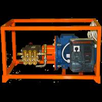 Моечный аппарат высокого давления 20 л/м 190 бар АКВА-2 BY-PASS (BERTOLINI 2020)