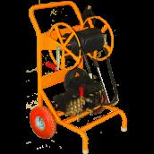 Моечный аппарат высокого давления 10 л/м 130 бар АКВА М 10/130 Б BY-PASS