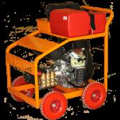 Автономный аппарат высокого давления (помпа) 17 л/м 350 бар BP 17/350 Б