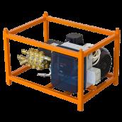 Моечный аппарат высокого давления 15 л/м 190 бар АКВАЛАЙТ BY-PASS (HAWK)