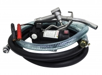 Мини заправка для перекачки топлива БАК.11015