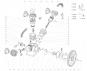 Блок поршневой ремеза LB75 950 л/м (5,5 кВт) Remeza lb 75 aircast