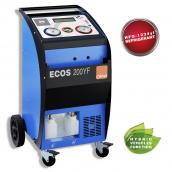 Оборудование для заправки автокондиционеров ECOS 200YF