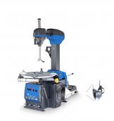 """Шиномонтажный станок автоматический 10-28"""" Sicam (Германия)стенд EVO624 V5_blue"""