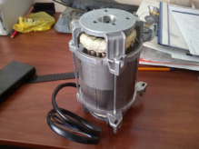 Электродвигатель Nussbaum 992463