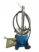 Нагнетатель масла и густой смазки с ножным приводом HG-68012F AE&T