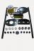 Выпрессовщик шкворней пневматический с ручным приводом 100 тонн для грузовых автомобилей ТТН-100П шкварнидав