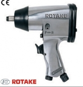 Пневмогайковерт ударный 1/2 Rotake RT-5230 320 нм 6.2 бар