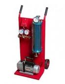 Ручная установка для заправки автокондиционеров JTC-1223