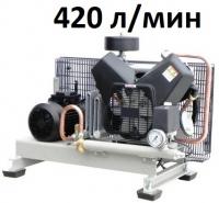 Компрессор поршневой РЕМЕЗА СБ4-F22