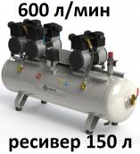 Компрессор поршневой РЕМЕЗА СБ4/С-150.OLD20Х3