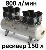Компрессор поршневой РЕМЕЗА СБ4/С-150.OLD20Х4