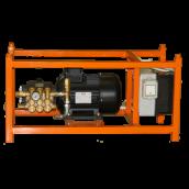 Моечный аппарат высокого давления 14 л/м 170 бар АКВА MINI BY-PASS HAWK