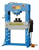 Гидравлический пресс с пневмоприводом 100 т с ручным и ножным управлением NORDBERG N36100A